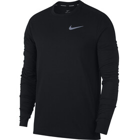 Nike Therma Sphere Element - T-shirt manches longues running Homme - noir